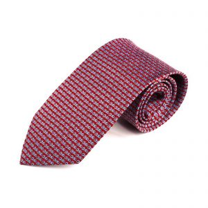 CS10630 300x300 - Corbata 100% seda estampada HOWARDS LONDON